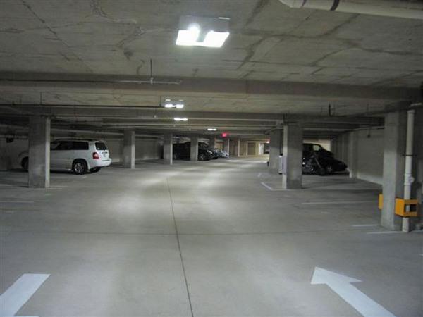 parkingo valymas