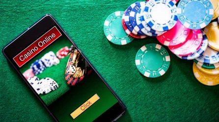 Galite išbandyti internetinius kazino kambarius