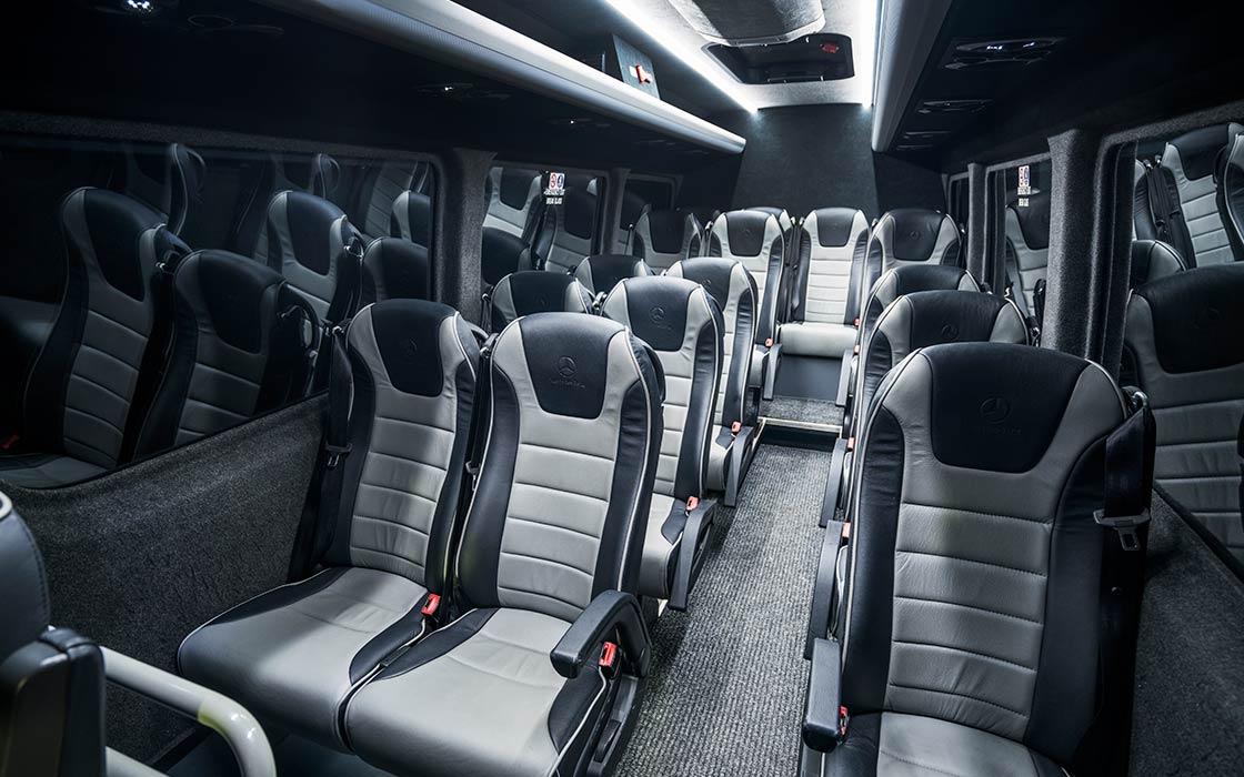 Autobusiuko nuoma jūsų kelionei
