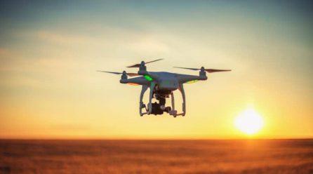 Dronų remontas ir kitos paslaugos