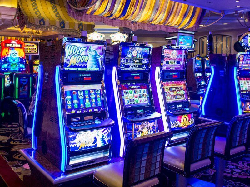 10 negirdėtų faktų apie lošimo automatus